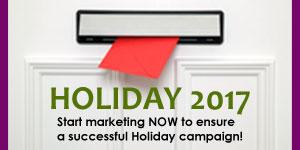 Holiday Planning 2017